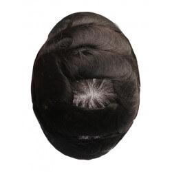 Protesi capelli uomo in pellicola ultima generazione traspirante -