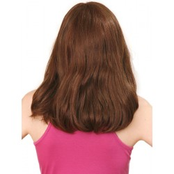 Parrucca capello vergine lunga o corta -