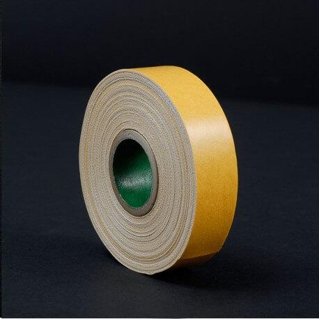 Nastro biadesivo per protesi capillari e parrucche Tape Marrone telato - 9 Yard