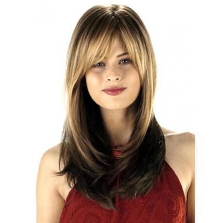 Pamela un modello interamente in capelli vergini -