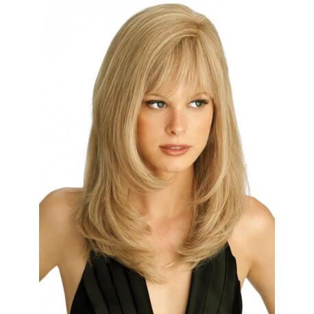 Parrucca donna Modello Valeria capelli vergini -