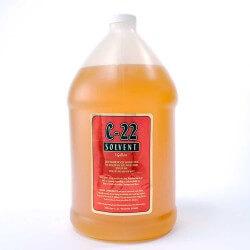 Solvente remover c22 latta da un gallone uso professionale -