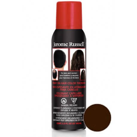 Jerome Russel spray colore castano scuro -