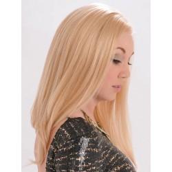 Parrucca bionda modello Ginny in front lace -