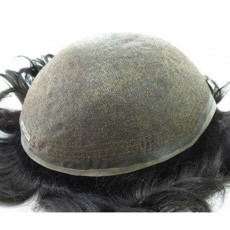 Protesi capelli in fine welden mono -