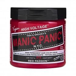 Tinture pazze e coloratissime  per  capelli da Manic Panic -