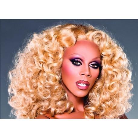 Parrucca drag queen  -