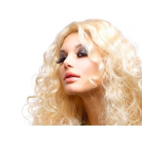 Modello Krystal parrucca Drag-Queen -