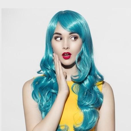 Parrucca per serate e drag queen modello Chantelle -