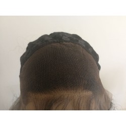 visione frontale del lace front