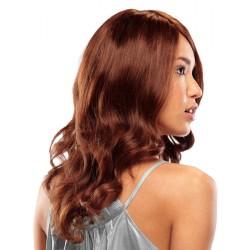 PARRUCCA MODELLO CORINNE Il modello Corinne con base in FRONT-LACE , realizzata esclusivamente con capelli VERGINI di qu