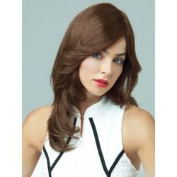PARRUCCA MODELLO GAIA Il modello Gaia con base in FRONT-LACE , realizzata esclusivamente con capelli VERGINI di qualità