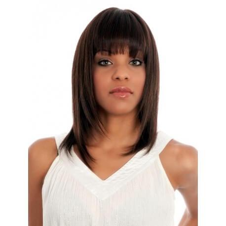 PARRUCCA LACE MODELLO JASMINE Il modello Jasmine con base in FRONT-LACE , realizzata esclusivamente con capelli VERGINI