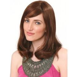 PARRUCCA MODELLO KATE Il modello Kate con base in FRONT-LACE , realizzata esclusivamente con capelli VERGINI di qualità