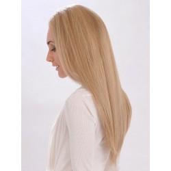 PARRUCCA MODELLO GIUSY Il modello Giusy con base in FRONT-LACE , realizzata esclusivamente con capelli VERGINI di qualit