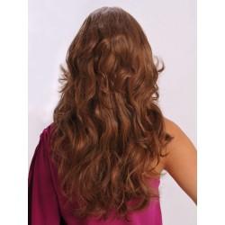 PARRUCCA MODELLO HILARY Il modello Hilary con base in FRONT-LACE , realizzata esclusivamente con capelli VERGINI di qual