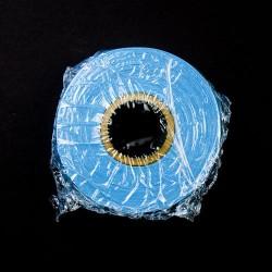 Tape blu rotolo da 12 yard Larghezza 19 mm lunghezza 8,22 mt. Il tape più usato in assoluto. Per pellicole e protesi con