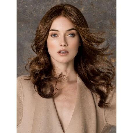 PARRUCCA MODELLO WENDY Il modello Wendy con base in FRONT-LACE , realizzata esclusivamente con capelli VERGINI di qualit