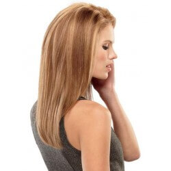 PARRUCCA MODELLO ESTER Il modello Ester con base in FULL-LACE con POLI , realizzata esclusivamente con capelli VERGINI d