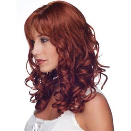 PARRUCCA MODELLO ROSY Il modello Rosy con base in FULL-LACE con POLI , realizzata esclusivamente con capelli VERGINI di