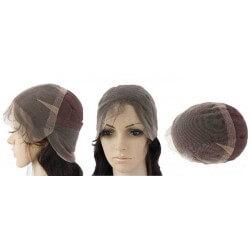 PARRUCCA MODELLO SHANA Il modello Shana con base in FULL-LACE con POLI , realizzata esclusivamente con capelli VERGINI d