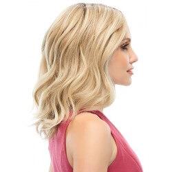 PARRUCCA MODELLO GIORGIA Il modello Giorgia con base in FRONT-LACE , realizzata esclusivamente con capelli VERGINI di qu