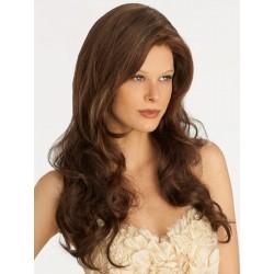 PARRUCCA MODELLO SOPHIE Il modello Sophie con base in FRONT-LACE , realizzata esclusivamente con capelli VERGINI di qual