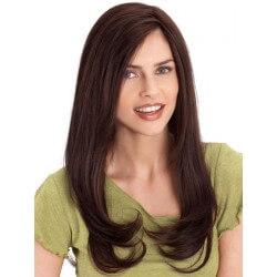 PARRUCCA MODELLO SIMONA Il modello Simona con base in FRONT-LACE , realizzata esclusivamente con capelli VERGINI di qual