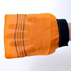 Panno esfoliante per la pulizia del cuoio capelluto per i possessori di protesi e parrucche. Sa usare durante lo shampoo