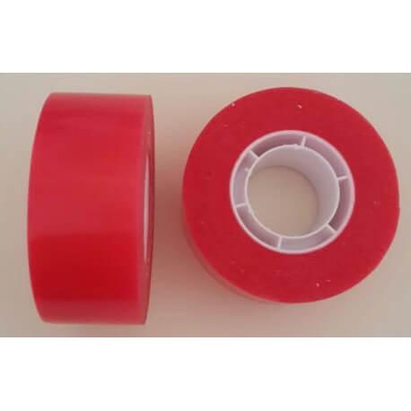Red Tape morbido o petalo rosa di larghezza 2,5 cm lunghezza 5 mt. Ideale per pellicole e lace. Facile da rimuovere non