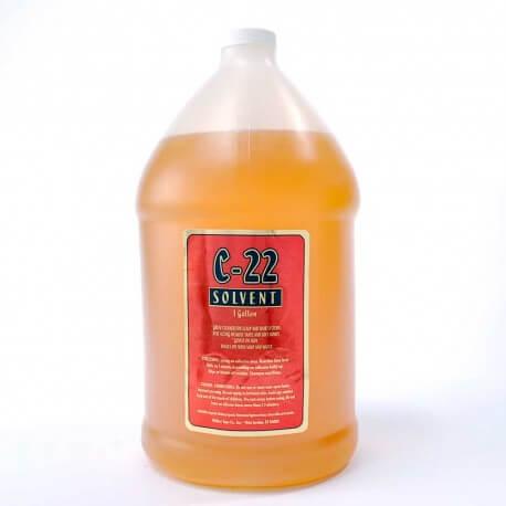 C - 22 REMOVER - 3,79 litri un gallone Prodotto disponibile in 8 gg lavorativi C - 22 solvente Citrus rimozione adesivo