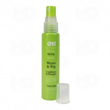 Balsamo spray anti nodi istantaneo senza risciacquo per uso quotidiano ideale sia per capelli sintetici che umani. Sciog