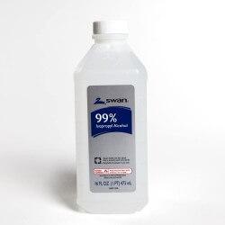 Alcool isopropilico annulla gli adesivi per alcuni secondi 473 ml. Un prodotto economico e di facile utilizzo. Confezion