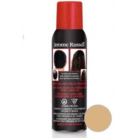Jerome Russel spray anti calvizie per diradamento capelli. Per uomo e donna Qualche semplice spruzzata nella zona in cui
