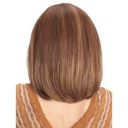 PARRUCCA MODELLO CHARLIZE Il modello Charlize con base in FRONT-LACE , realizzata esclusivamente con capelli VERGINI di