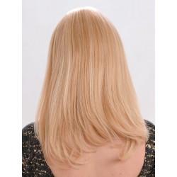 MODELLO GINNY Il modello Ginny con base in FRONT-LACE , realizzata esclusivamente con capelli VERGINI di qualità 6A. Ipo