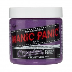 Manic Panic Creamtones™ Perfect Pastel Hair Color 118ml (Velvet Violet™) -