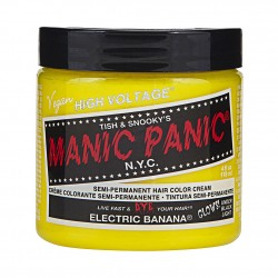 Manic Panic High Voltage® Classic Hair Color 118ml (Electric Banana®) -