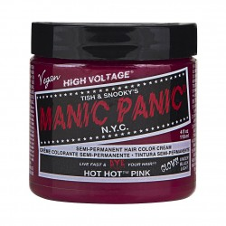 Stile : Classica tintura semi-permanente diretta Colore: Hot Hot™ Pink Volume: 118ml Ingredienti: Vegan Friendly, PPD Fr
