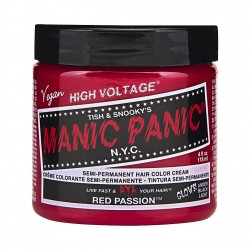 Manic Panic High Voltage® Classic Hair Color 118ml (Red Passion™) -
