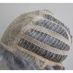PARRUCCA MODELLO AMELIA Sintetica Capelli kanekalon Il modello Amelia con base in FRONT-LACE , realizzata con capelli SI