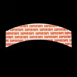 Tape pretagliato Supertape 36 pezzi Per pellicole ,protesi con poliuretano e lace. Nessun residuo. Per parrucche anche i