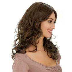 PARRUCCA MODELLO ISABELLA Il modello Isabella con base in FRONT-LACE , realizzata esclusivamente con capelli VERGINI di