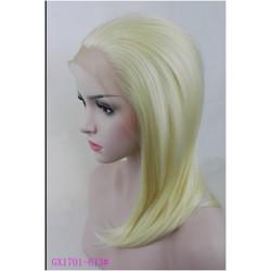 Il modello con base in LACE A MACCHINA taglia unica M , realizzata esclusivamente con capelli sinteticikanakelon Ipoa