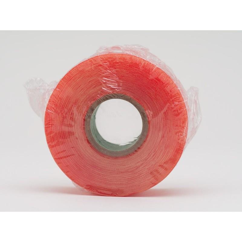 Red Tape larghezza 2,5 mm lunghezza 10,97 mt. Formato convenienza. Ideale per pellicole, poliuretano si usa come base p